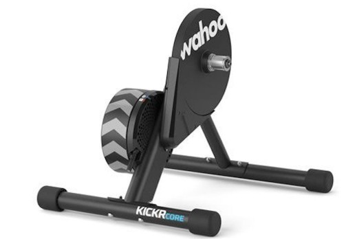Wahoo Kickr Core indoor bike trainers