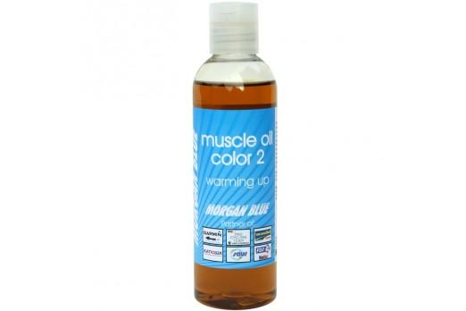 MORGAN BLUE MUSCLE OIL...