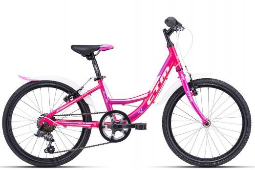 CTM kids bike 20 ELLIE violet