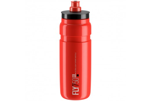 ELITE pudele FLY 750ml sarkans
