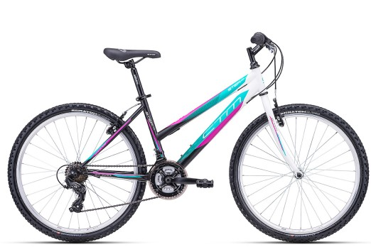 """26"""" velosipēdi CTM Stefi 1.0 (2019)"""