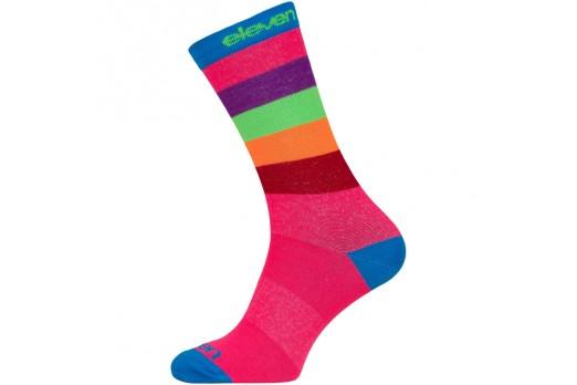 ELEVEN socks SUURI+ pink