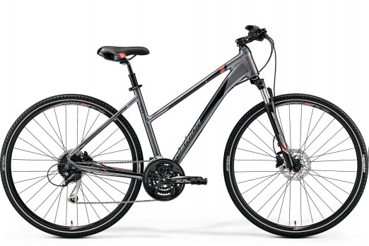 Merida Crossway 100 (2019) men's touring bicycles