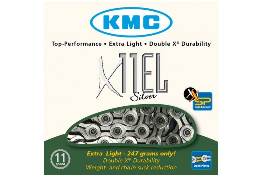 KMC ķēde X11EL 11ātrumi...