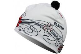 ELEVEN cap SVEN FLOWER white