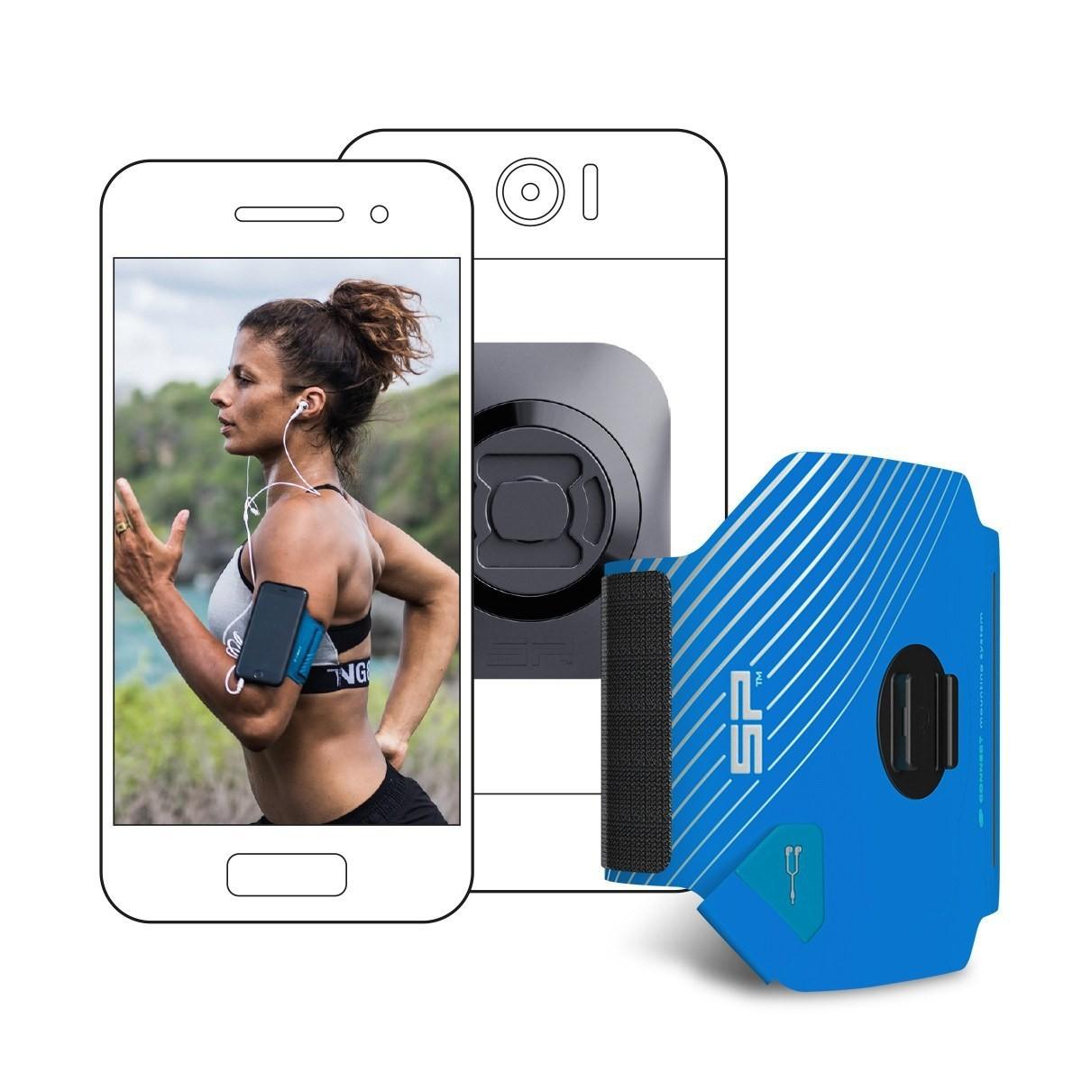 Tālrunis turētāji Fitness Bundle SP Connect