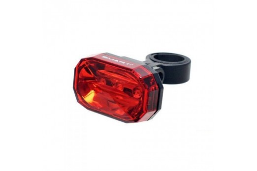 Velo lukturi Cycletech Rear Light Smart 3 Red Led