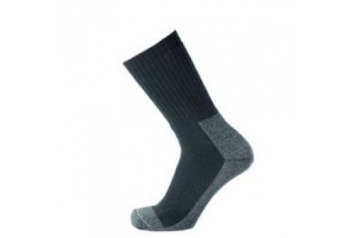 Zeķes Mico Short Natural Outdoor Sock In Pure Wool