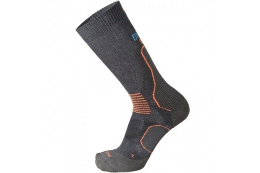 Zeķes Mico Short Trekking Sock Light Oxy Jet Line