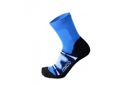Zeķes Mico Short Trekking Sock Odor Zero Medium