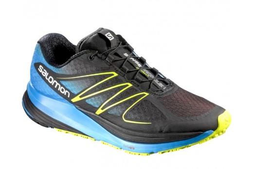 SALOMON running shoes SENSE...