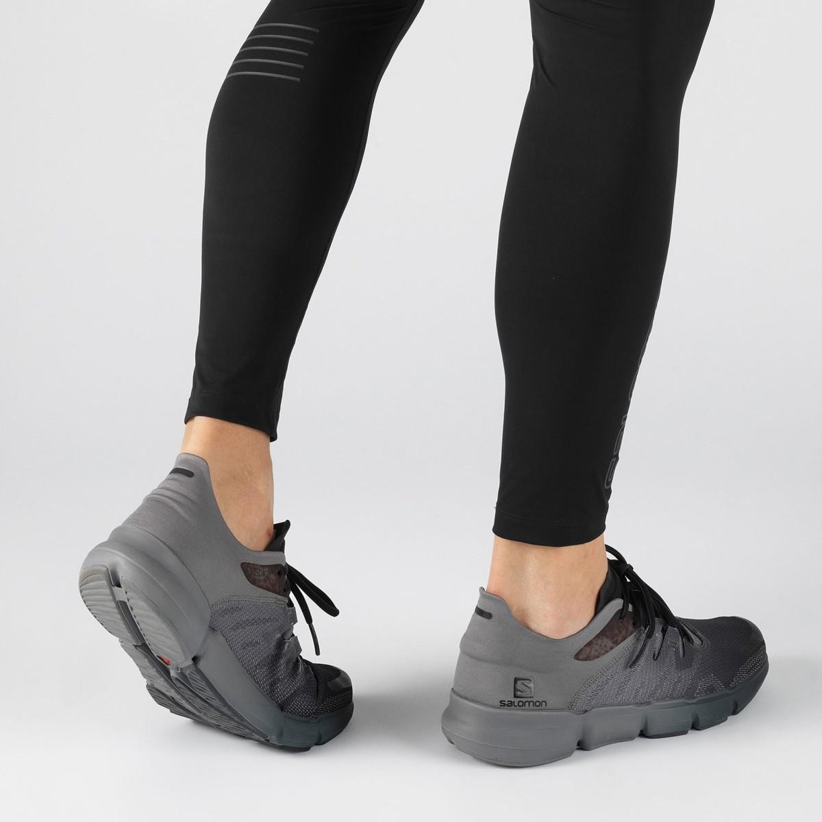 SALOMON running shoes PREDICT RA grey
