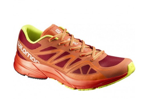 SALOMON running shoes SONIC...