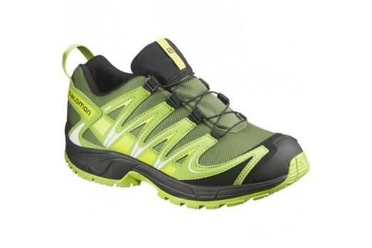 SALOMON running shoes XA...