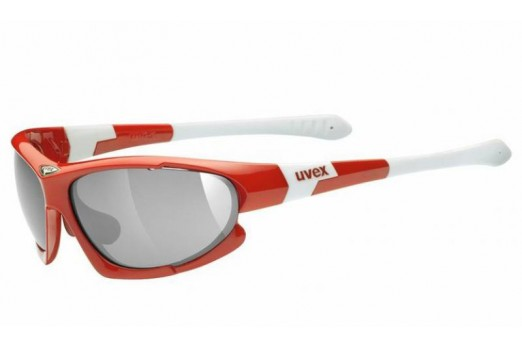 UVEX sport glasses SGL 100 red