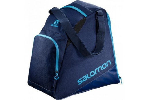SALOMON boot bag EXTEND GEAR violet/blue