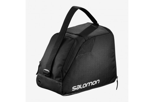SALOMON boot bag NORDIC GREAR black