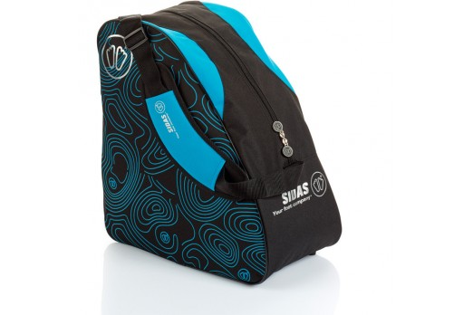 SIDAS BOOT BAG black/blue
