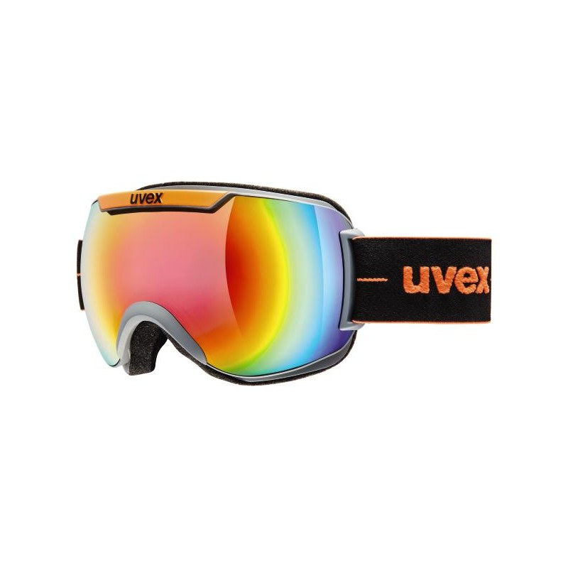 UVEX goggles DOWNHILL 2000 COAL-ORNG M DL/FM RBW