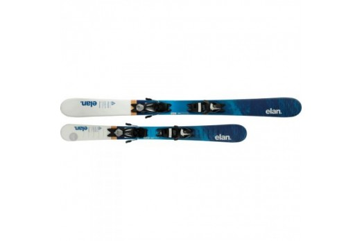Kalnu slēpes Elan Skis Pinball QS EL 4.5/7.5