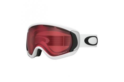 OAKLEY goggles Canopy matt white w/prizm rose