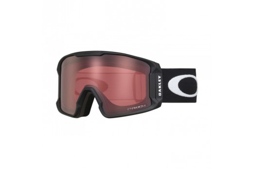 OAKLEY brilles Lineminer matt black w/prizm rose