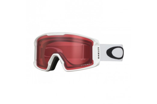 OAKLEY brilles Lineminer XM matt white w/prizm rose