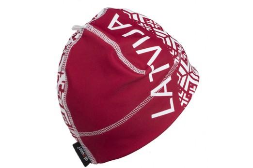 ELEVEN cepure MATTY LATVIJA sarkana