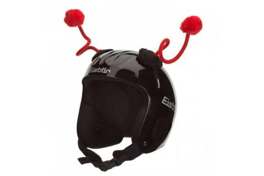 EISBAR helmet accessorie PINGPONG STICKER pink