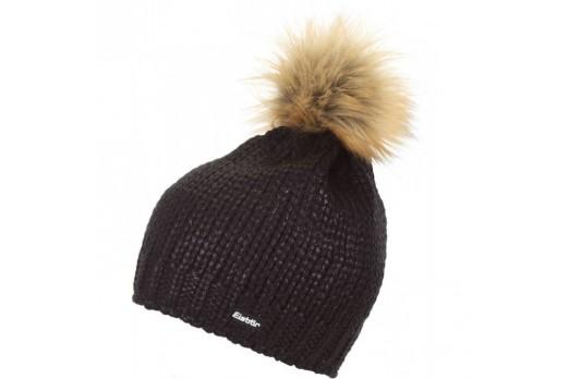 EISBAR cepure FOLINA Lux melna