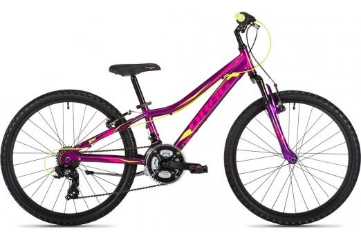 DRAG bērnu velosipēds LITTLE GRACE 24 lillā