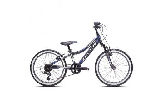 DRAG velosipēds HARDY JUNIOR 24 melns 2019