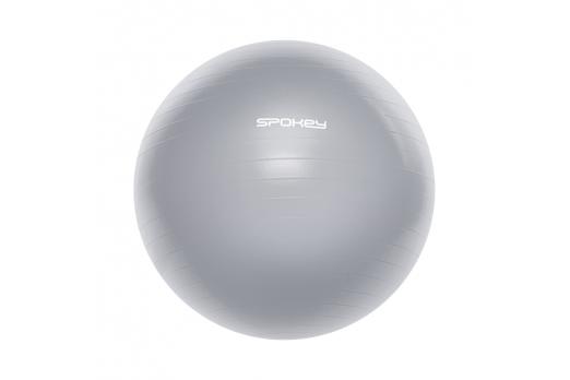 SPOKEY gymnastic ball FITBALL III 75CM grey
