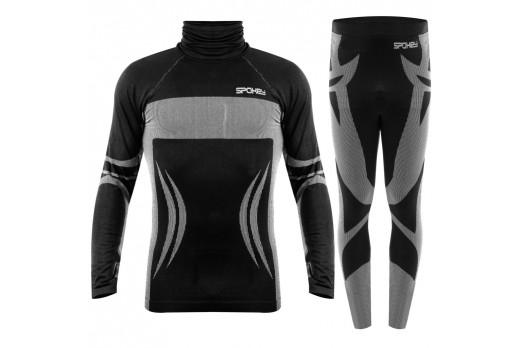SPOKEY thermoactive underwear seamless set EUREKA 926232 / 926234