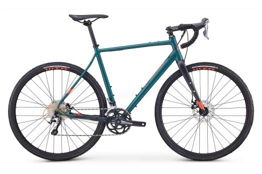 FUJI velosipēds JARI 1.5 Satin Deep Green