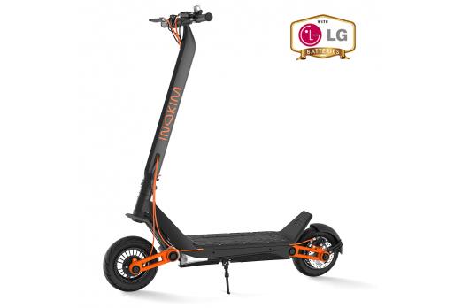 INOKIM scooter OX SUPER black