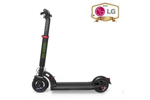 INOKIM scooter LIGHT 2 SUPER black