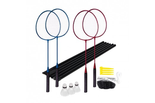 SPOKEY badminton set FUN START 83357