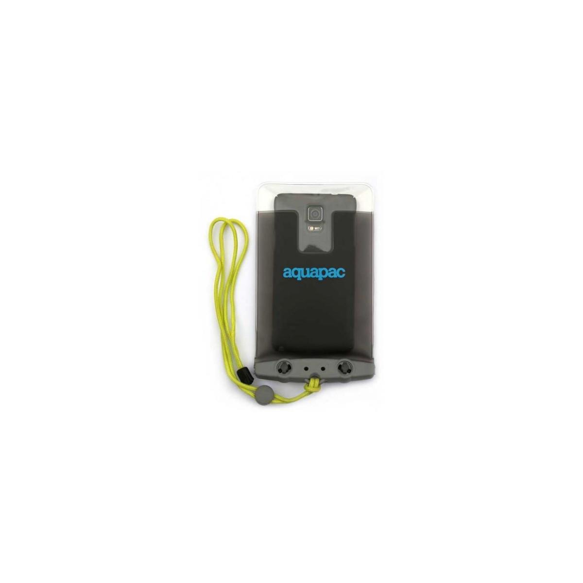 Ūdensdrošie maisi un iepakojumi Aquapac Plus Waterproof Case For Phone