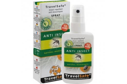 Aizsarglīdzekļi TravelSafe Anti-Insect Natural 60ml