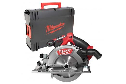 MILWAUKEE Cordless circular saws M18 CCS55-0X, 165mm, 4933451429