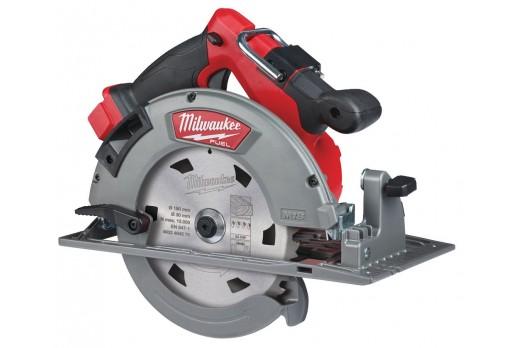MILWAUKEE Cordless circular saws M18 FCS66-0C ,190mm, 4933464725