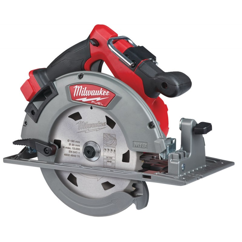 MILWAUKEE Cordless circular saws M18 FCS66-0C ,190mm, 4933464725