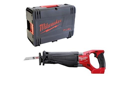 MILWAUKEE Cordless reciprocating saw M18 CSX-0X, 4933451428
