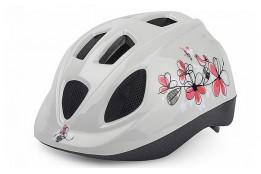 POLISPORT helmet KID FLOWERS
