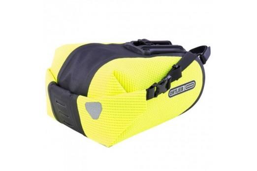 Velosomas Ortlieb Saddle Bag 2 High Visibility