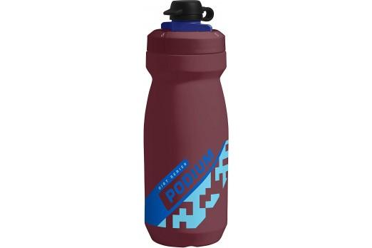 CAMELBAK pudele PODIUM DIRT SERIES 620 ml BURGUNDY
