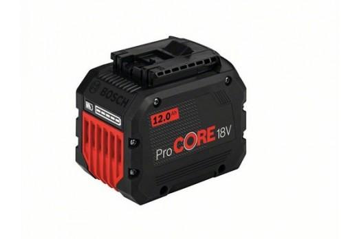BOSCH Akumulators GBA 18V, 12.0Ah, ProCORE, 1600A016GU