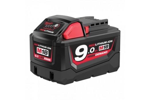Milwaukee Akumulators M18 B9, 18V - 9Ah, 4932451245
