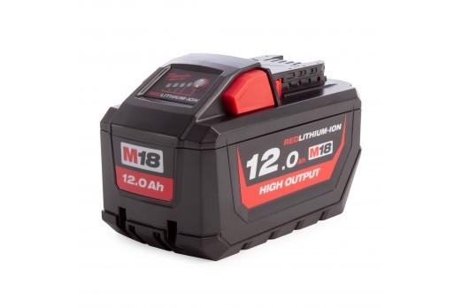 Milwaukee Battery M18 HB12, 18 V 12.0 Ah, 4932464260